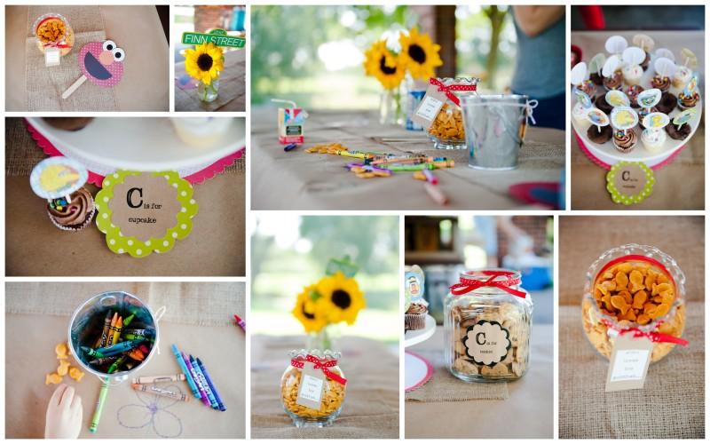 Finn 2nd Birthday Collage
